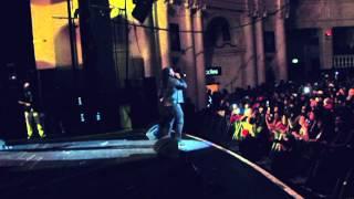 Chuck Fender Live London performance @ Reggae Salute | UKDTV @iamchuckfenda