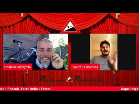 Pendenze Pericolose & Giancarlo Fisichella
