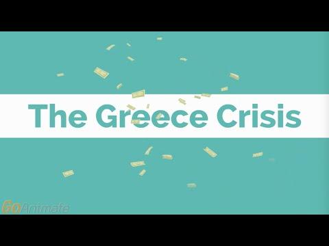 The Greece Crisis