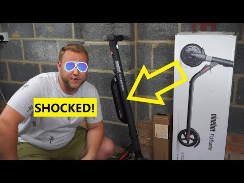 NineBot Segway ES2 Bolt On Battery Installation - Is ES4 Worth It?