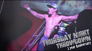 "XWA - ""Thursday Night Throwdown  1yr Anniversary"" Official Highlight Reel"