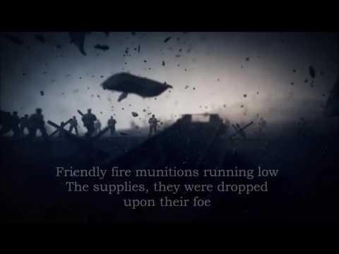 SABATON -  The Lost Battalion - HIGH QUALITY + Lyrics