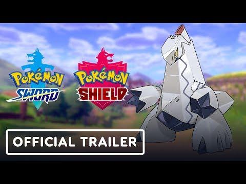 pokemon-sword-and-shield---new-pokemon,-gym-leaders,-&-gigantamaxing-official-trailer
