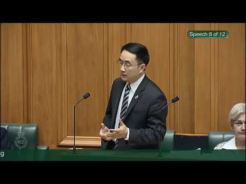 State Sector and Crown Entities Reform Bill - First Reading - Video 9