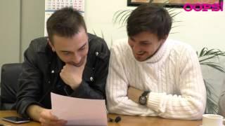 Группа Маяковский пишет сценарий клипа
