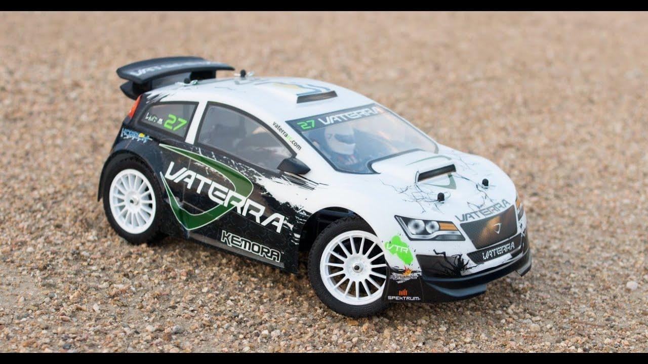 Vaterra Kemora Consumer Review (1/14 Rally Car) - YouTube
