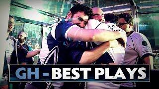 BEST Moments of Liquid.gh - Dota 2 - The International 7