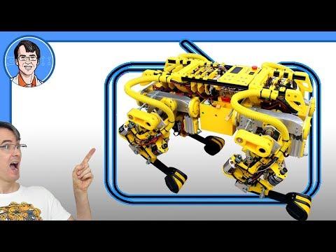 openDog Dog Robot #14 | Closing the Loop? | James Bruton