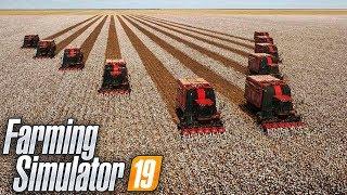 MELHOR GAMEPLAY DE FARMING SIMULATOR 19! COMPRANDO CAVALOS E ALGODÃO [PT-BR]