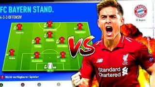 FIFA 19 : WER GEWINNT ZUERST DIE CHAMPIONS LEAGUE ?!! 🏆🤔 Bayern Liverpool Sprint To Glory Battle