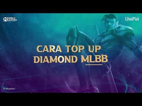 Cara Top Up MLBB Diamond Dengan UniPin Voucher
