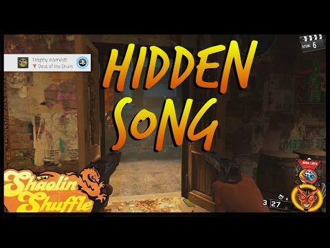 Shaolin Shuffle Hidden Song Guide! Beat of the Drum Hidden Trophy