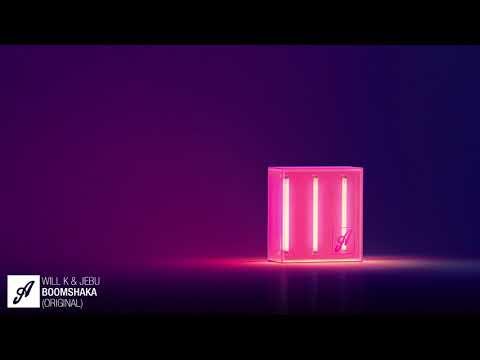 WILL K & Jebu - Boomshaka (Extended Mix)