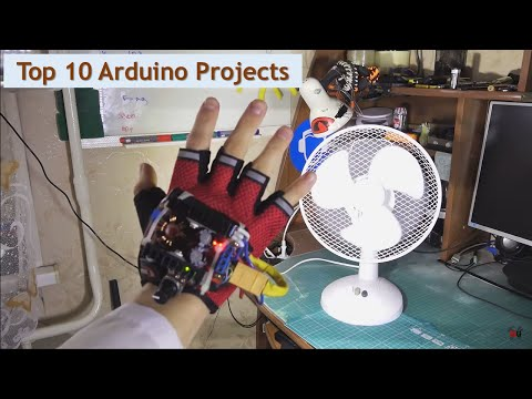 TOP 10 Arduino Projects Of All Time | 2018