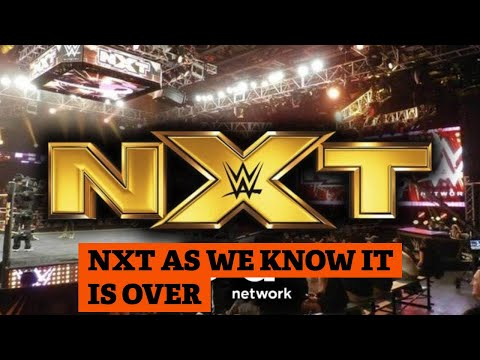 NXT As We Know It Is Over - Mat Men Pro Wrestling Podcast Ep. 276