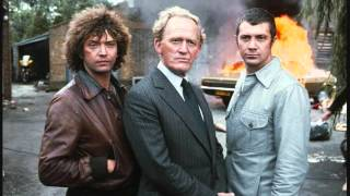 The Professionals tv series with theme song