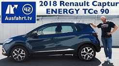 2018 Renault Captur ENERGY TCe 90 - Kaufberatung, Test, Review