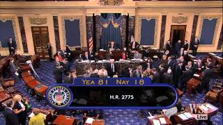 Senate Passes Deal to End Shutdown, Raise Debt Ceiling