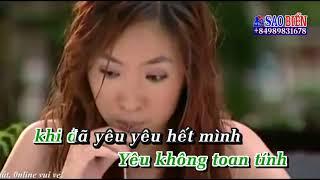 [Karaoke HD] Trốn Tìm Tình Yêu - Lý Hải