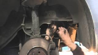Fiat Doblo Замена сальника коленвала