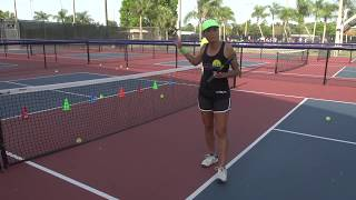 Pickleball Tutor Tips: How to Practice Dinks with a Ball Machine