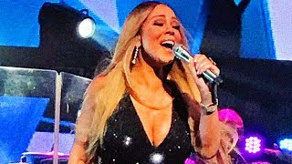 Mariah Carey - AWESOME Vocals In Bangkok!