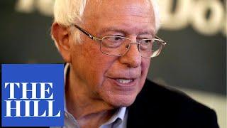 Bernie Sanders makes URGENT plea to Senate