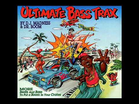 Dj. Madness & Dr. Boom - Bassin It Up (Ultimate Bass Trax 3) (Pandisc 1994) mp3