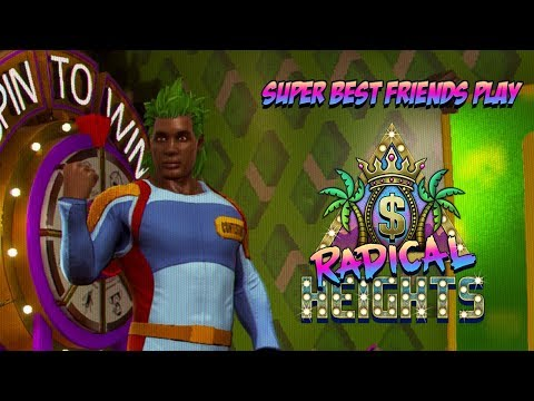 Super Best Friends Play Radical Heights