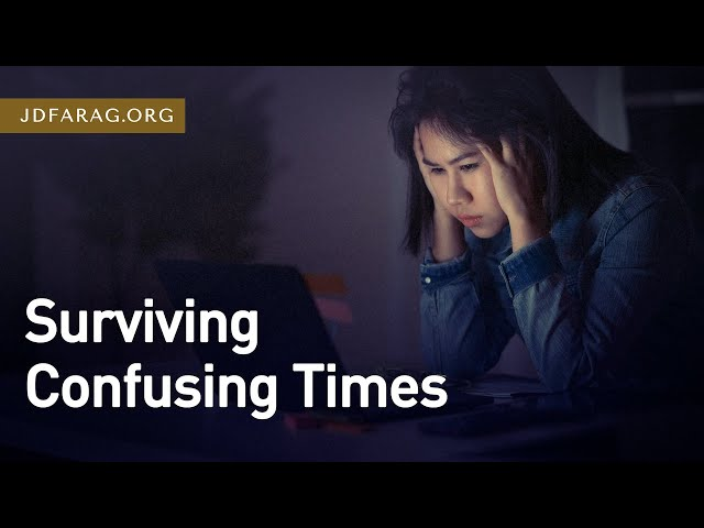 Surviving Confusing Times - 2 Timothy 3:14-17 – January 24th, 2021