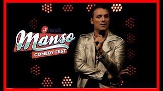 Ezequiel Campa en Manso Comedy Fest 2018, Mendoza, Argentina.