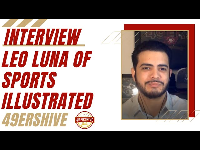Interview: Leo Luna of Sports Illustrated!