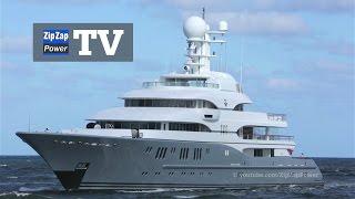 Lürssen Yacht TV | Arrives in Fort Lauderdale