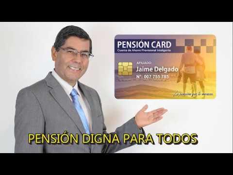 PENSIÓN CARD