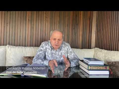 Çocuklarda Katılma Nöbetleri - Prof. Dr. Sefer Kumandaş - Çocuk Nöroloji Uzmanı