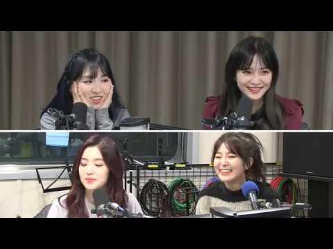 [SBS]송은이김숙의언니네라디오,웬디, '아이린