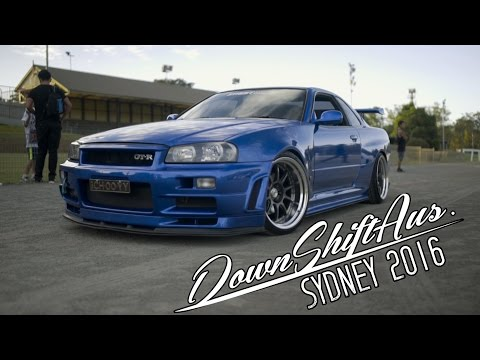 Downshift Sydney March 2016 | Underground Industries