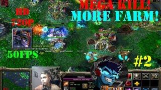 DoTa Magina, Anti Mage GamePlay Guide  Mega kill  #2