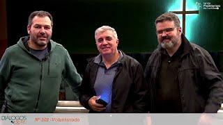 12/10/2021 - Diálogos de Fé n°203 - Voluntariado #live