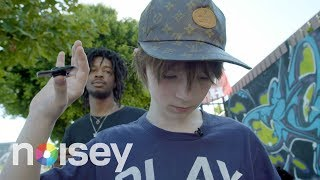 Matt Ox Is the 12-Year-Old Fidget-Spinning Rapper About to Blow Up: Noisey Raps