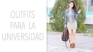 MIS OUTFITS PARA EL REGRESO A CLASES | Fashion Riot