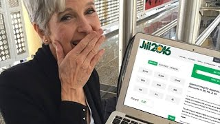 Jill stein 's Recount shows Trump wins by even more than the original count!