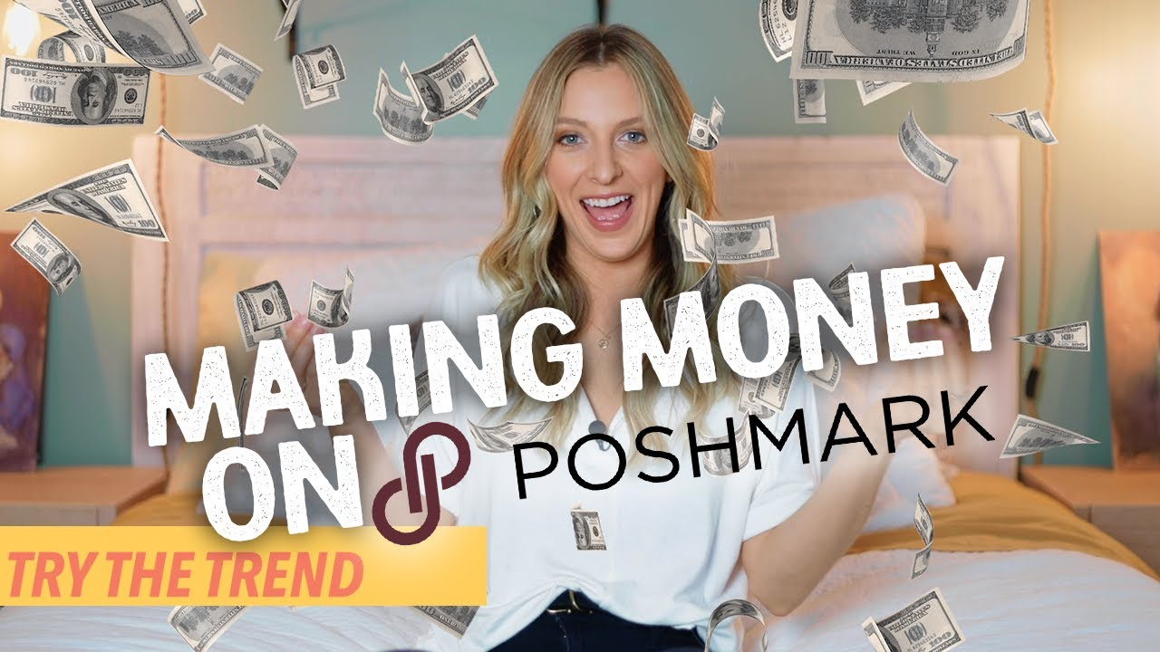 Poshmark: Can You Make a PROFIT From Selling Old Clothes?! | Try The Trend