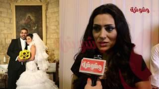 بالفيديو.. مايا نصري تروي كواليس فيلمها الجديد مع 'هاني رمزي'