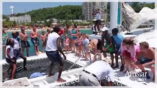 Dreamer Catamaran Cruise Montego Bay | Amstar Jamaica