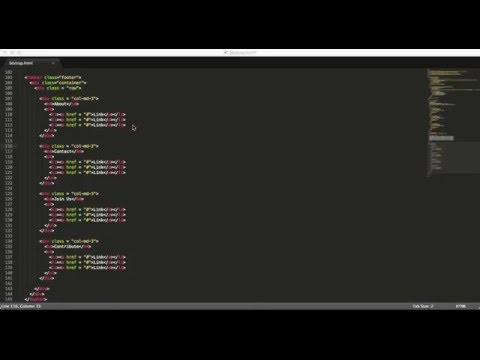 Sublime Text Tricks - Multi-line Editing