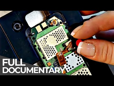 ► HOW IT WORKS - Episode 13 - Mobile Phones, Bamboo Scaffold