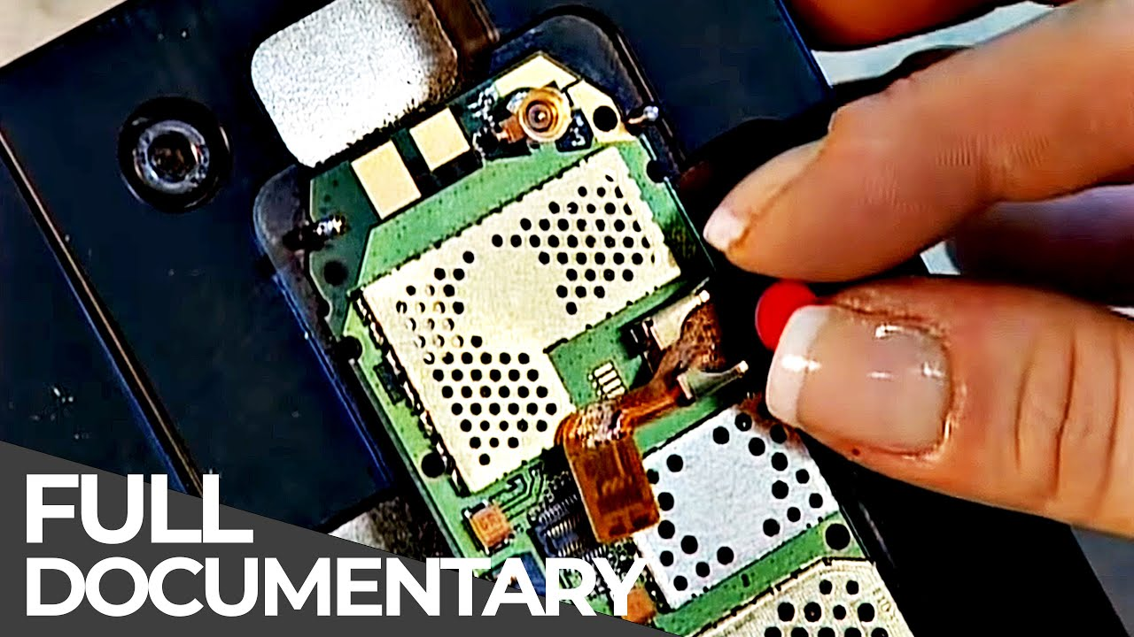 ► HOW IT WORKS | Mobile Phones, Bamboo Scaffolding, Rice, Stove | Episode 13 | Free Documentary