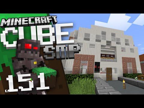 Minecraft Cube SMP S1 Episode 151: New Casino