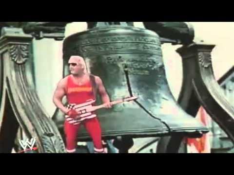 Hulk Hogan - A Real American (WWE Music Video) HD